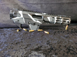 Custom Cerakote AR15