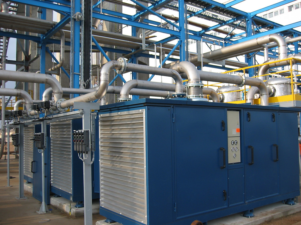 pneumatic conveying system by serby ag