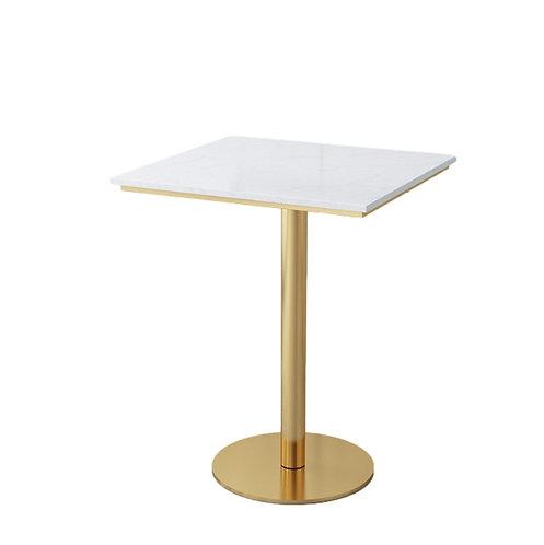 マーブルトップテーブル