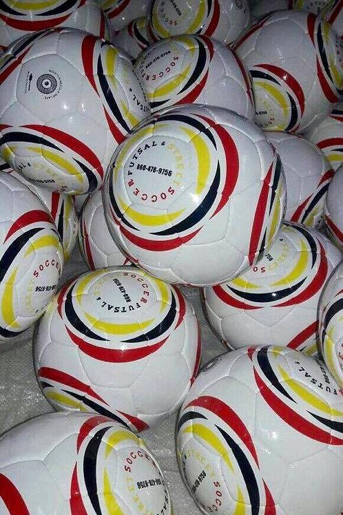 12pcs #3 Futsal Ball + Free Collection - Enfield
