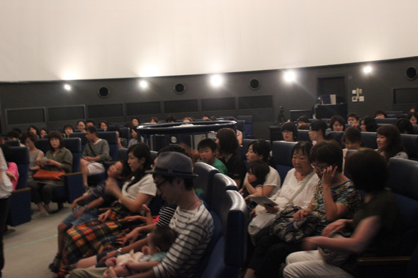 長野看護協会主催「こころのコンサート」in プラネタリュウム