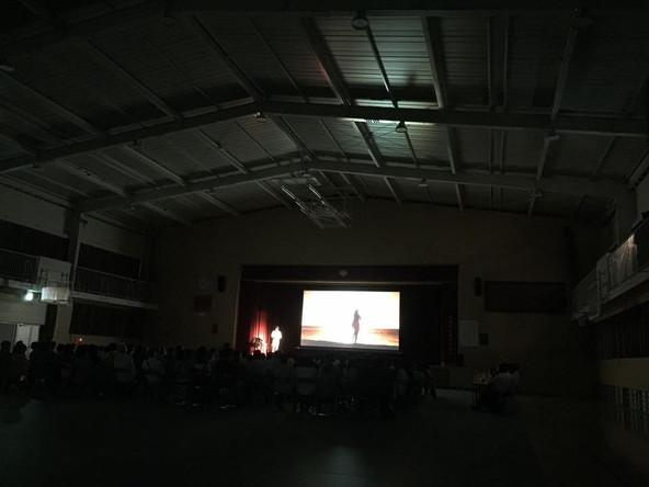 姫路市東光中学校区 愛護育成会総会にて、健全育成教育講演