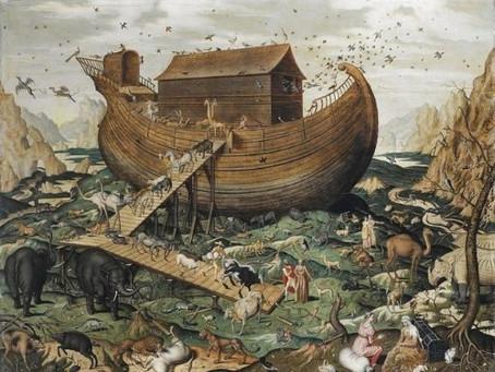 『ノアの方舟×LIFE』新しい世界を目指して!!