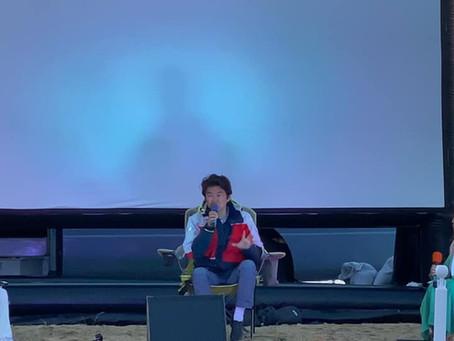 九州大学SDGSデザインユニット長井上滋樹教授と対談 そして「夢」の語らい