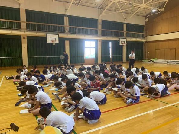 LIFE Education in 神戸市立美野丘小学校