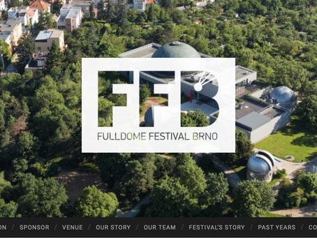 チェコのブルノで開催されるFulldome FestivalでLIFE上映が決定!!