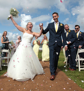Croyde Bay Beach Wedding, Devon