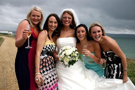 Harbour Hotel Wedding, Christchurch, Dorset