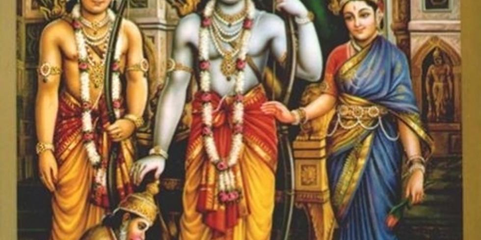 Shri Ram Katha  (Bellevue/Seattle, WA, USA) (1)