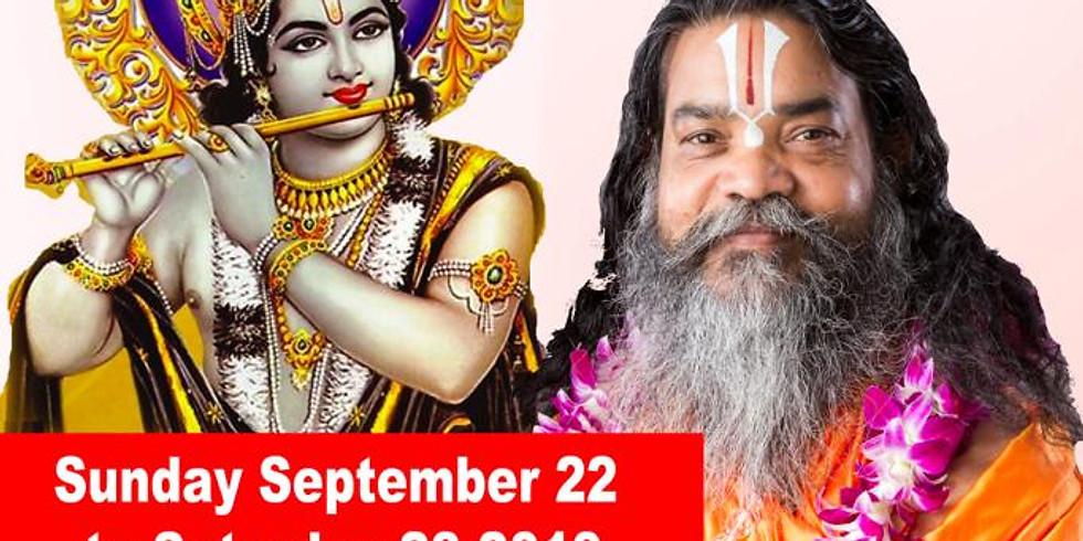 Shrimad Bhagwat Katha (Modesto, CA, USA)
