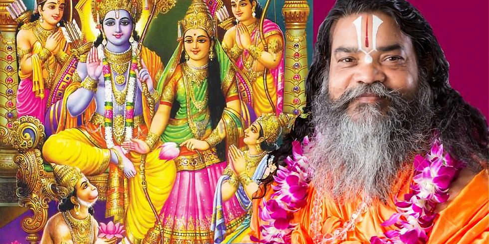 Shri Ram Katha (Sunnyvale, CA, USA)