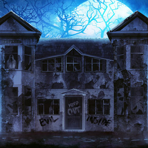 """""""The Haunted House!"""" 5-16-21"""