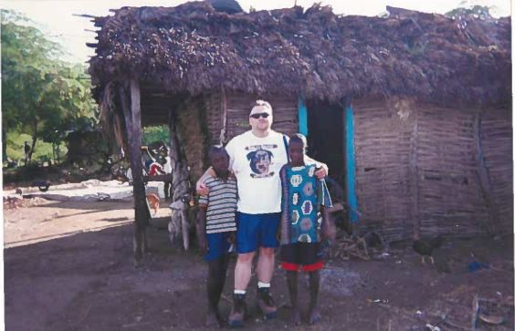 haiti with kids