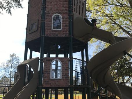 New Ridge Ferry Park Playground Now Open