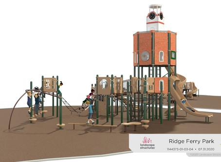 New Playground Coming to Ridge Ferry Park