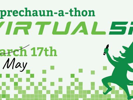Virtual Harbin Clinic Leprechaun-a-thon Announced