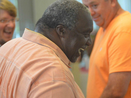 Parks and Recreation employees remember Earl Wilkerson