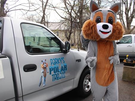 Parky's Polar Treats ready to visit local parks, facilities
