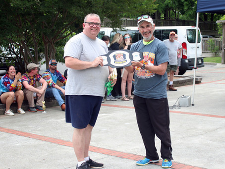 Porkeytown Takes Top Prize at BBQ Cook-off