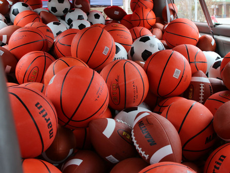 Parks and Recreation to hand out balls in Shannon, Lindale