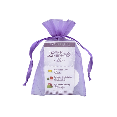 Normal/Combination Skincare Sample Bag