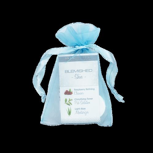 Blemished Skin Sample Product Bag