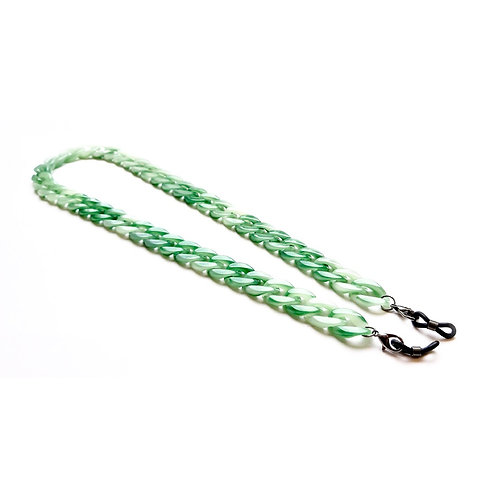 Green plane chain
