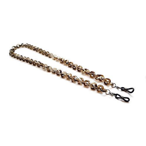 Grey circular chain