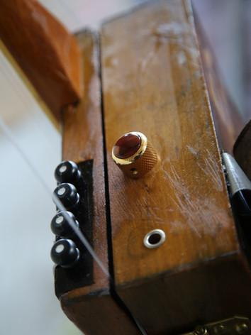 Westport hybrid guitar and bass knob