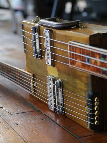 Westport hybrid guitar bass perspective