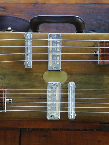Westport hybrid bass and guitar frontal