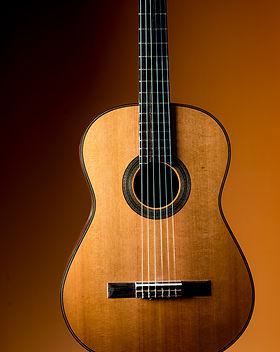 hauser style guitar