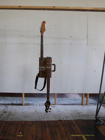 Westport hybrid guitar bass front