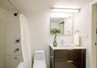 Отель ванной