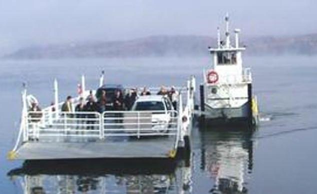 Benton-Houston Ferry