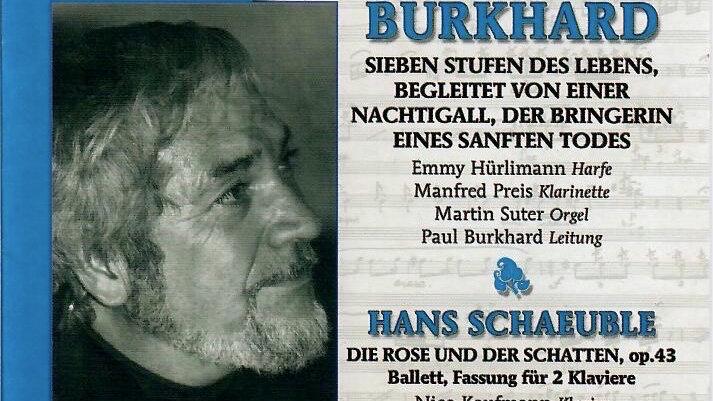 """CD Kammermusik """"Die sieben Stufen des Lebens"""""""