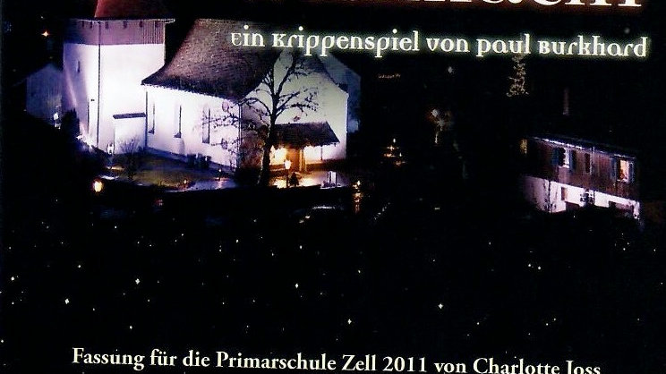 DVD D'Zäller Wiehnacht