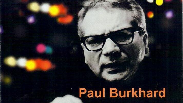 """Doppel-CD zur Biografie Paul Burkhard """"O mein Papa..."""""""
