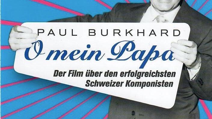 DVD Dokumentarfilm über Paul Burkhard