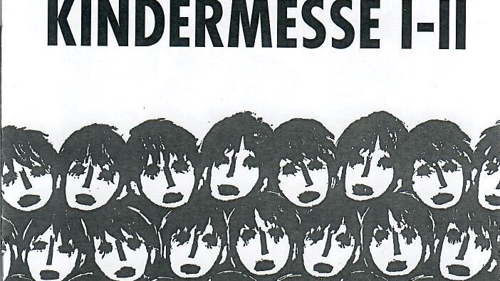 "CD ""Kindermesse I und II"""