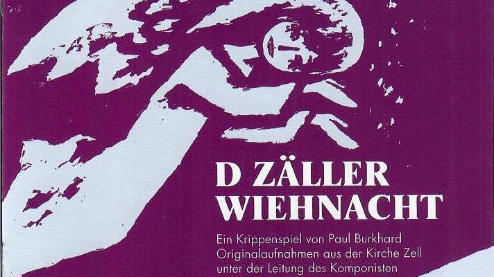 """CD """"D Zeller Weihnacht"""""""