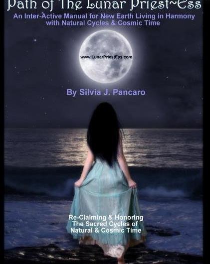 path of the lunar priestess book cover l