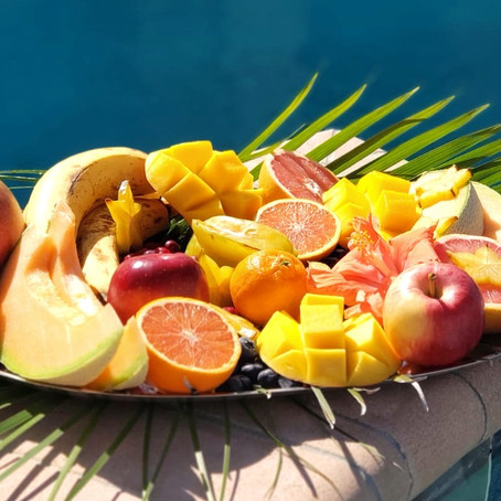 Amazing Antioxidants - Eat ALL Your Colors!