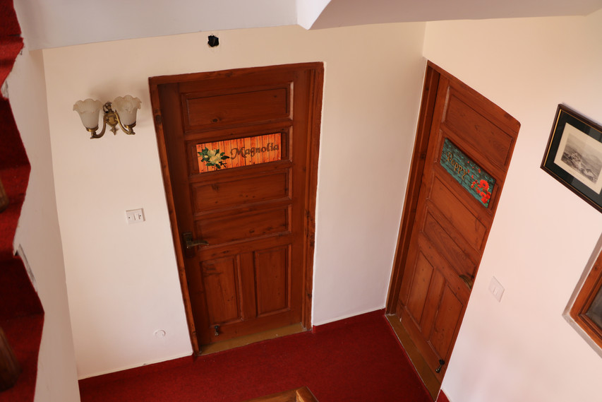 THE COVETED DOOR