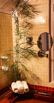 RHODODENDRON- Washroom