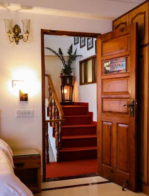 Stairway from ARUM