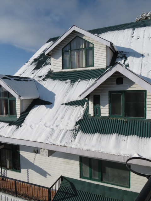 Winters at Groombridge
