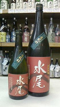 水尾 純米吟醸「金紋錦」