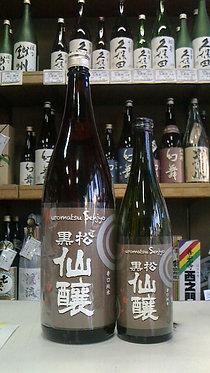 Kuromatsu Senjyo 150 辛口純米