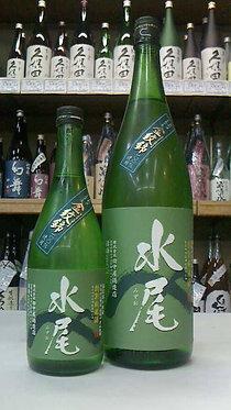 水尾 特別純米酒「金紋錦」